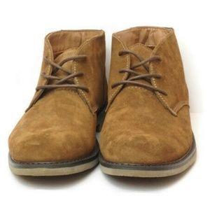Nunn Bush Mens Chukka Boots Camel Suede Brown 8.5M